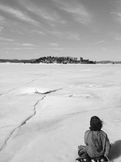 Upstate Diary: Melissa McGill, Artist