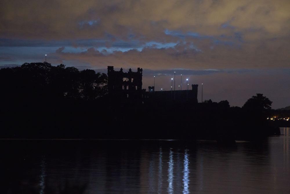 via Art In America Magazine: Destination Art: Melissa McGill's Hudson River Constellation