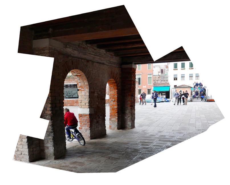 The Campi in Venice, coinciding with the opening of La Bienniale di Venezia-57th International Art Exhibition