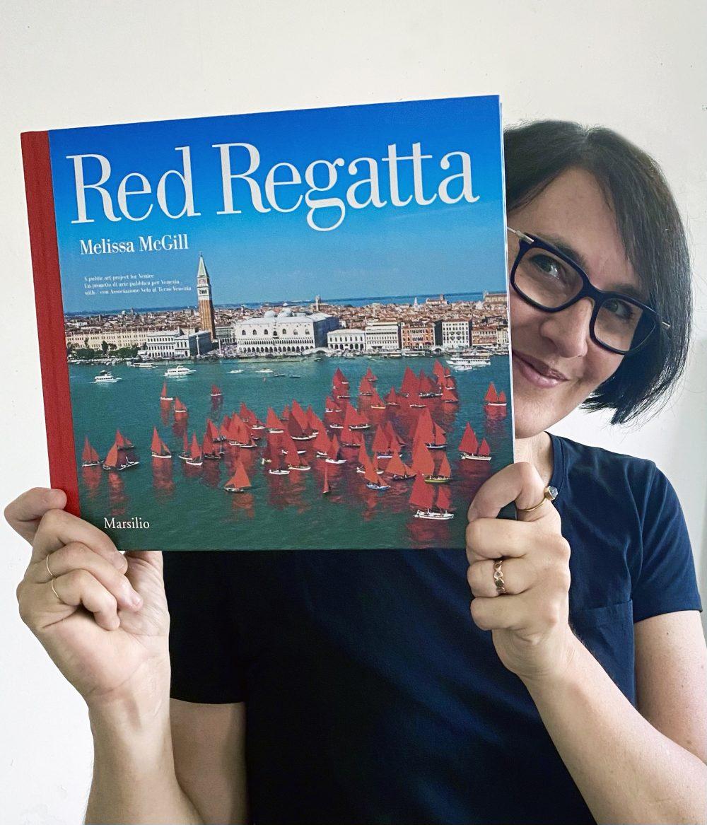 Announcing Red Regatta's book launch and celebratory sailing event in Venice on June 20, dedicated to Giorgio Righetti